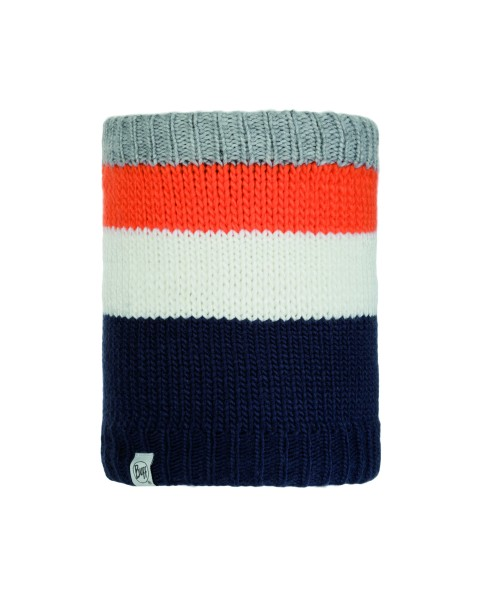 multi - Buff Knitted und Polar Fleece Neckwarmer Knut Junior