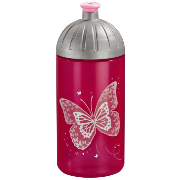 shiny butterfly - Step by Step Trinkflasche 0,5 Liter