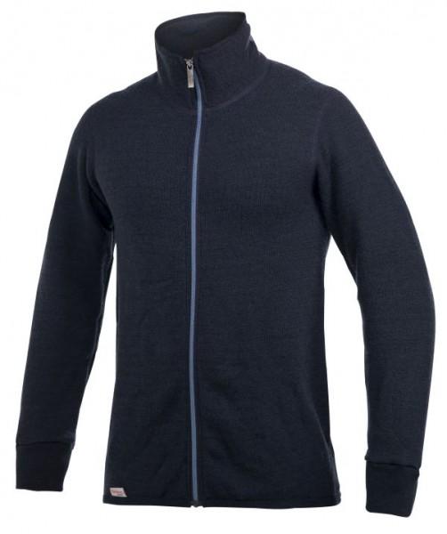 dark navynordic blue - Woolpower Jacke 400 Colour Collection