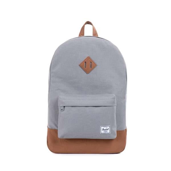grey/tan - Herschel Heritage Backpack