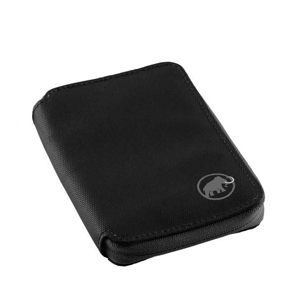 black - Mammut Zip Wallet