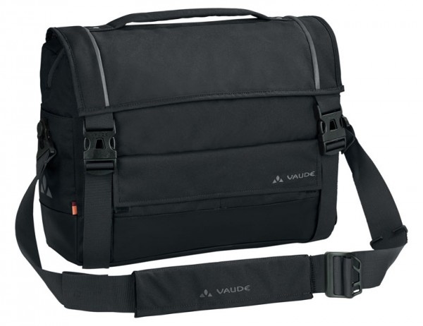 black - Vaude Cyclist Messenger M