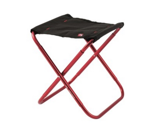Robens Klapphocker Discover glowing red