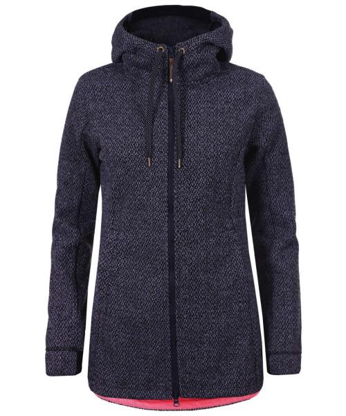 lead grey - Icepeak Taina Midlayer Jacket