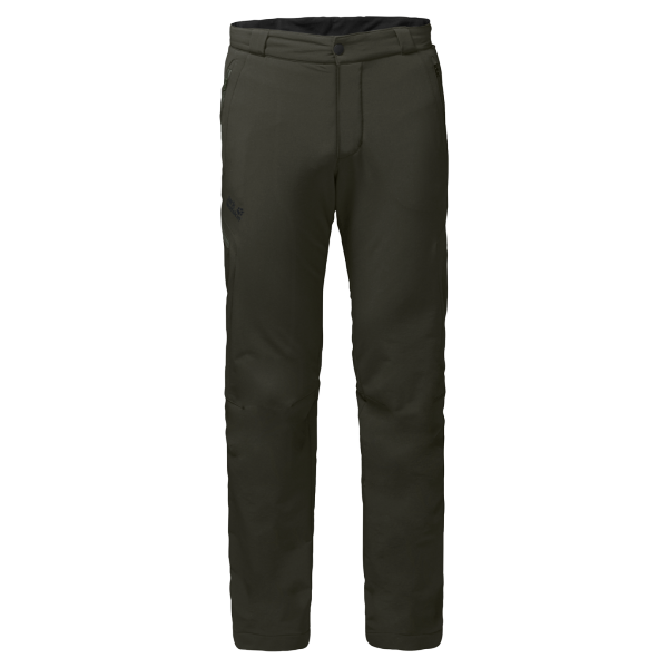 malachite - Jack Wolfskin Activate Thermic Pants Men