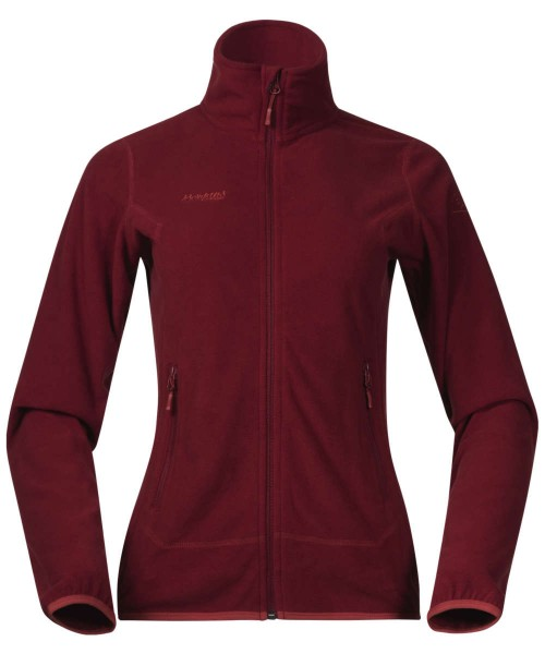 bordeaux/lounge - Bergans Ylvingen Lady Jacket