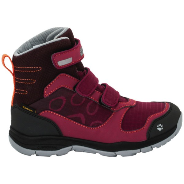 dark ruby - Jack Wolfskin Grivla Texapore VC High Girls