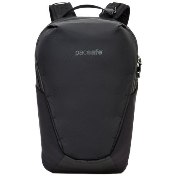 black - Pacsafe Venturesafe X18 backpack