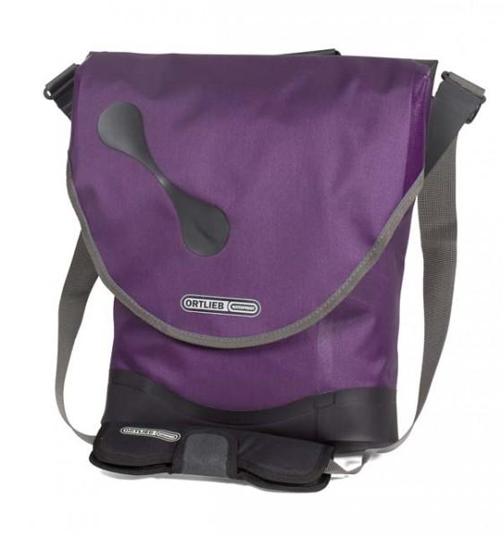 violett - Ortlieb City-Biker QL3.1