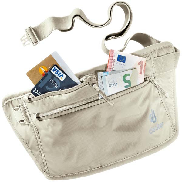 sand - Deuter Security Money Belt II