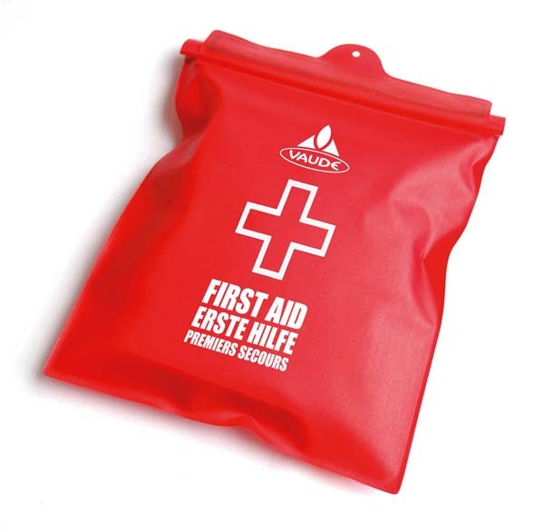 - Vaude First Aid Kit Hike Waterproof red/white