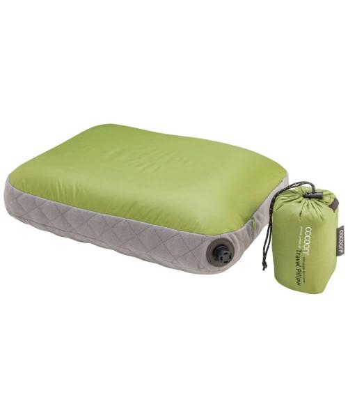 wasabi/grey - Cocoon Air Core Pillow Ultralight 28 x 38 cm