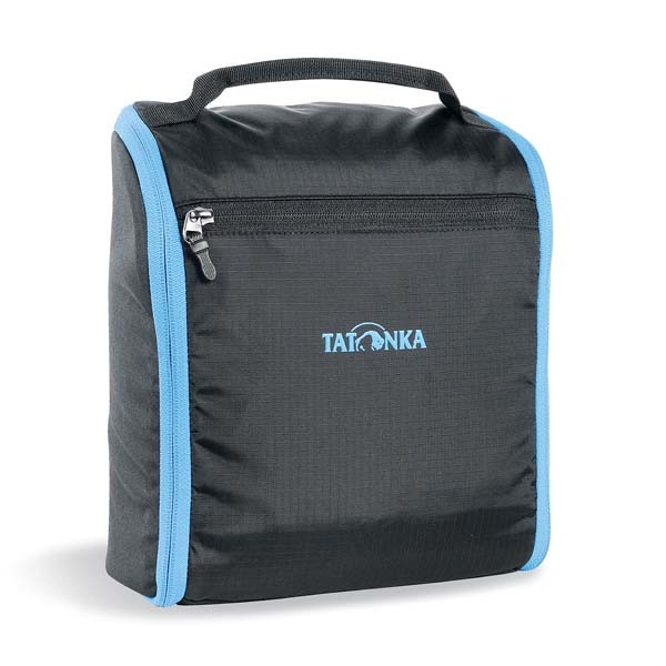 black - Tatonka Washbag DLX