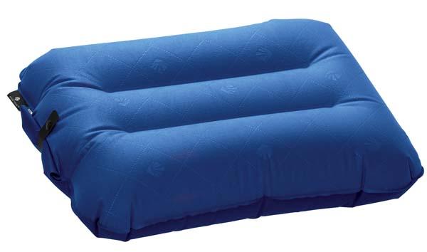 Eagle Creek Fast Inflate Pillow M blue sea