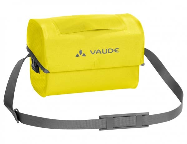 canary - Vaude Aqua Box mit KlickFix-Adapter