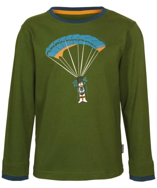 green - Elkline kopfsprung Kinder Langarmshirt