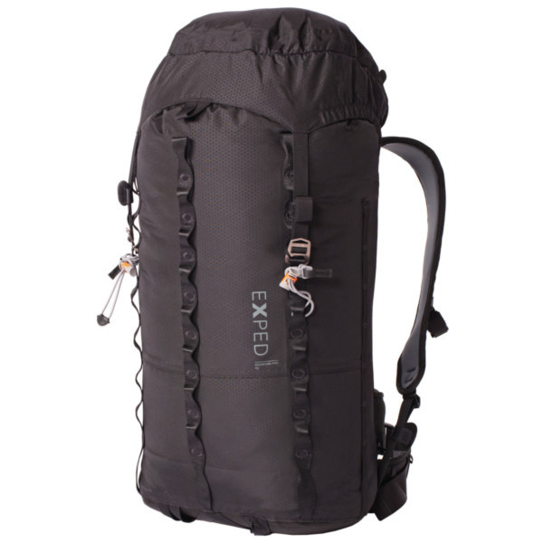 black - Exped Mountain Pro 40 M