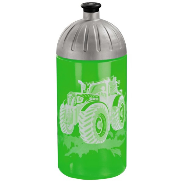 green tractor - Step by Step Trinkflasche 0,5 Liter