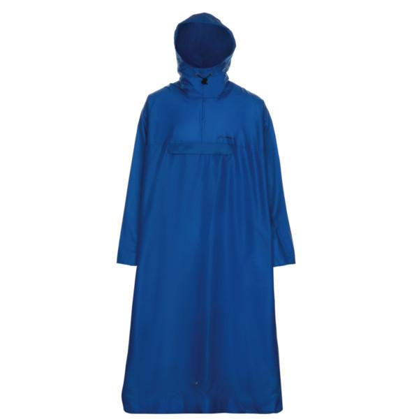 blue - Vaude Hiking Backpack Poncho