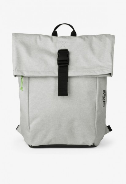 light grey - BREE Punch Style 93 Backpack M