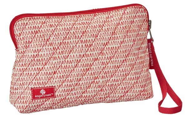 repeak red - Eagle Creek Pack-It Quilted Reversible Wristlet
