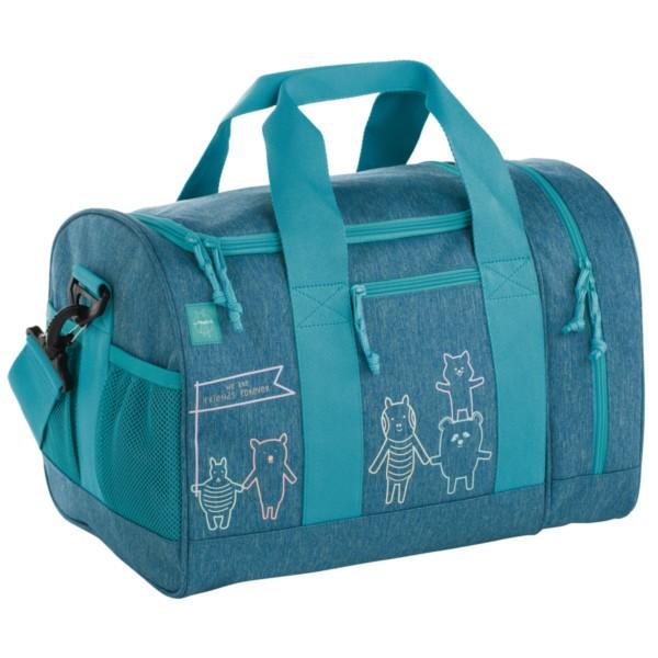 About friends mélange blue - Lässig 4Kids Mini Sportsbag