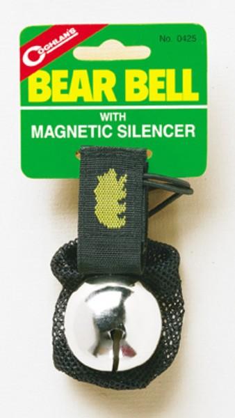 silber - Coghlans Bären Glocke