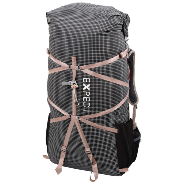 black - Exped Lightning 60 Womens