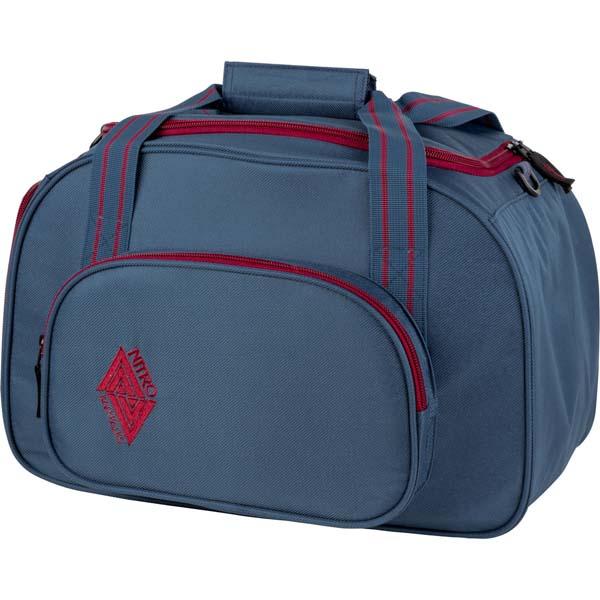 Nitro Duffle Bag XS blue steel