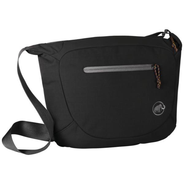 black - Mammut Shoulder Bag Round 8L