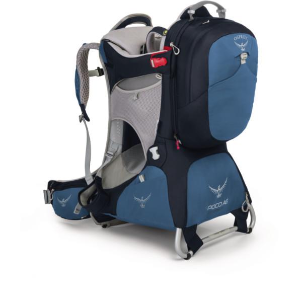 seaside blue - Osprey Poco AG Premium