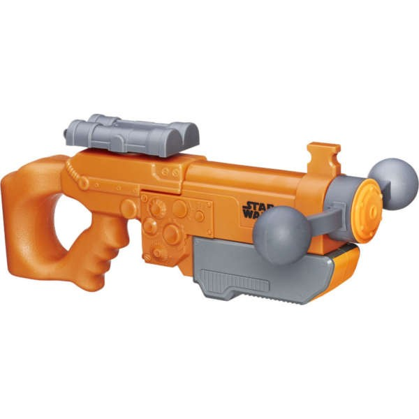 Nerf Super Soaker StarWars Alien Sidekick Blaster
