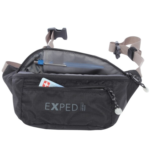 - Exped Mini Belt Pouch black