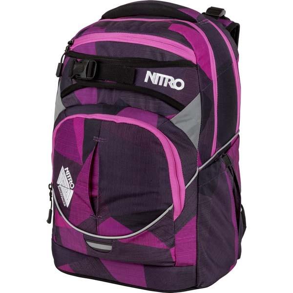 fragments purple - Nitro Superhero