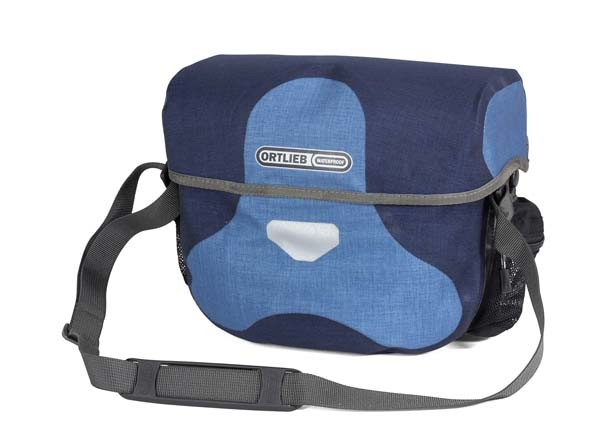 denim-stahlblau - Ortlieb Ultimate6 M Plus