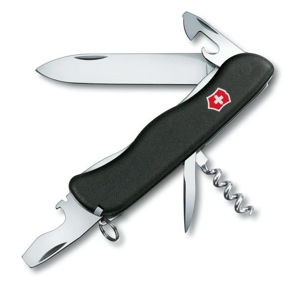 - Victorinox Taschenwerkzeug Nomad schwarz