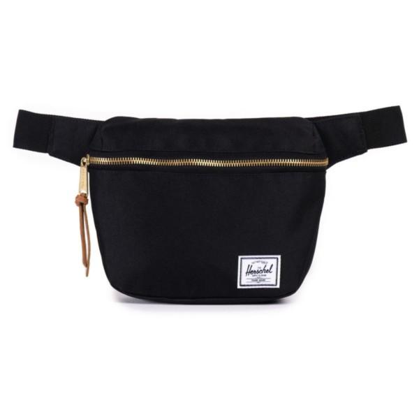black - Herschel Fifteen Hüfttasche