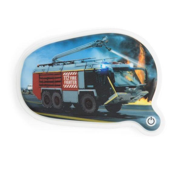 Feuerwehr - ergobag LED-Klettie