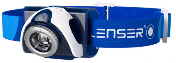 blau - LED Lenser SEO7R Box