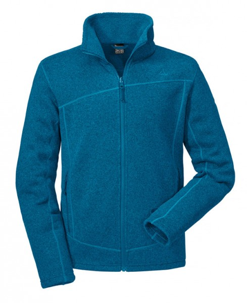 mykonos blue - Schöffel ZipIn Fleece Imphal