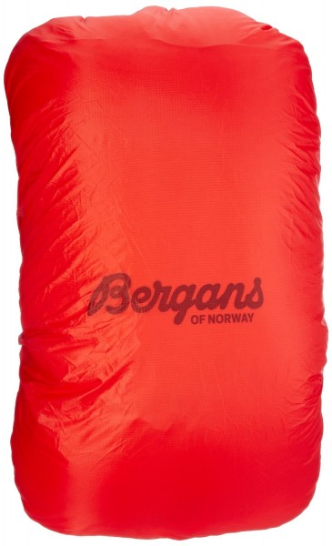 Bergans Raincover XL, red
