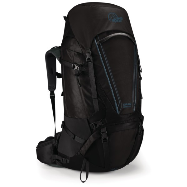 anthracite - Lowe Alpine Diran ND 65:75