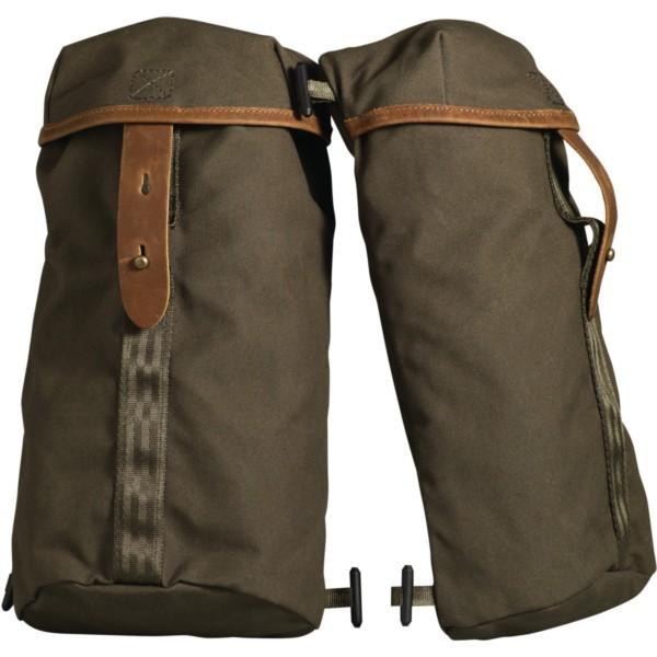 Fjällräven Stubben Side Pockets (Paar) dark olive