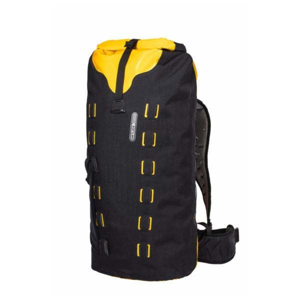 schwarz-sonnengelb - Ortlieb Gear-Pack 40 L