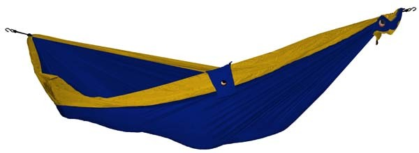royal blue/dark yellow - Ticket To The Moon Double Hammock
