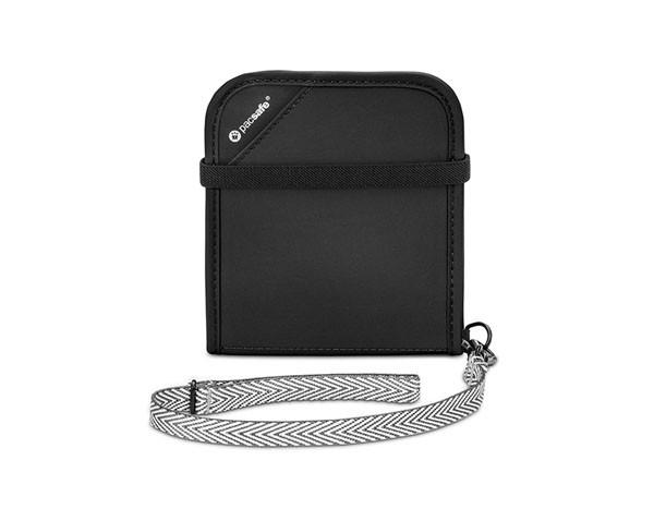 black - Pacsafe RFIDsafe V100