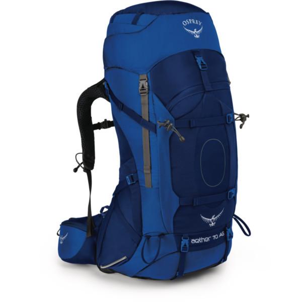 neptune blue - Osprey Aether AG 70