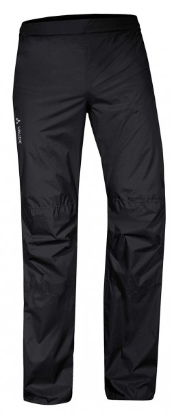 black - Vaude Men Drop Pants II