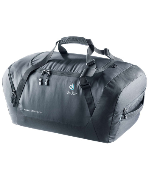 black - Deuter Aviant Duffel 70
