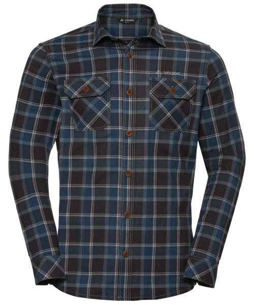 phantom black - Vaude Men Jerpen LS Shirt II
